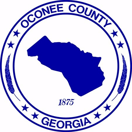 Oconee County Seal (white background)