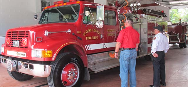 OCFR Apparatus & Emergency Equipment